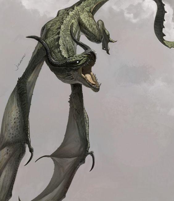 Dragon, Charact... Flying Fantasy Dragons
