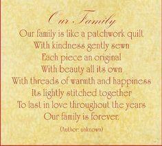 Family poems family poems Pinterest Family poems
