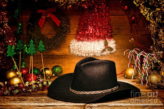 christmas-cowboy-hat-olivier-le-queinec.jpg (900×600)