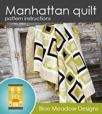 Beautiful quilt pattern.