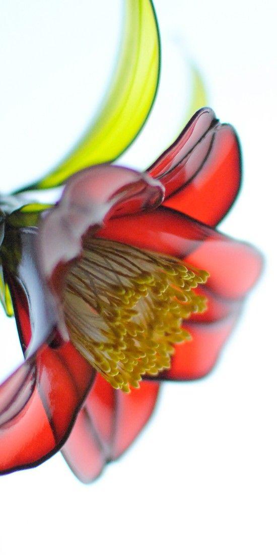 Camellia Hairpin made by Sakae , 2010