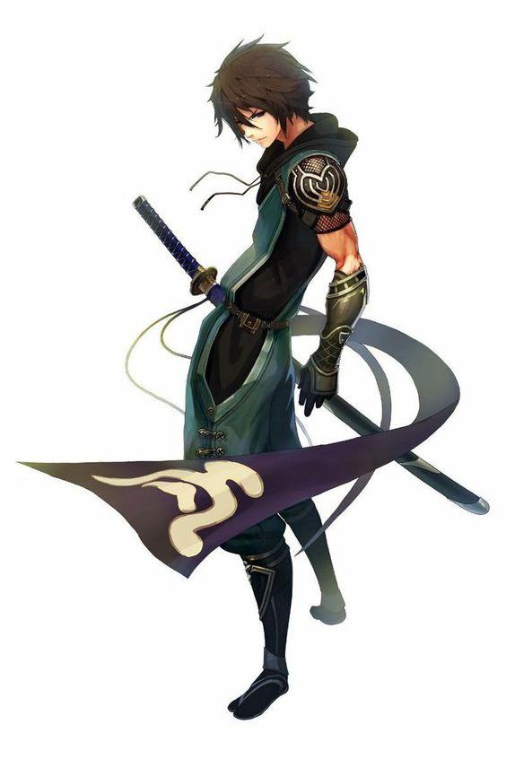 top 5 ninja anime male