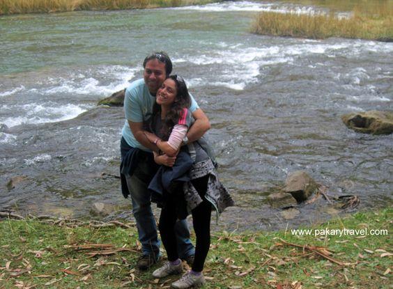 La ruta del pescador en Huancaya