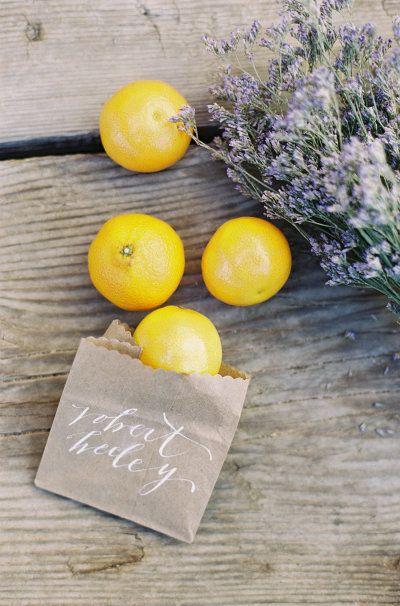 lemon favors Photography by Steve Steinhardt Photography / stevesteinhardt.com: