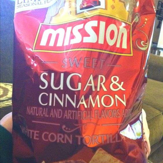 These taste like churros. Amazing!