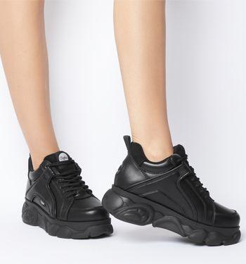 Buffalo shoes, Trainers women, Sneakers