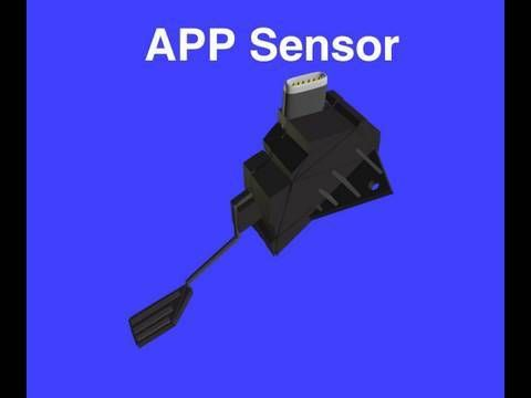 This Article Focuses On Two Types Of Automotive Control Units The Accelerator Pedal Position Sensor App And The Throttle P Nissan Xtrail Sensor Control Unit