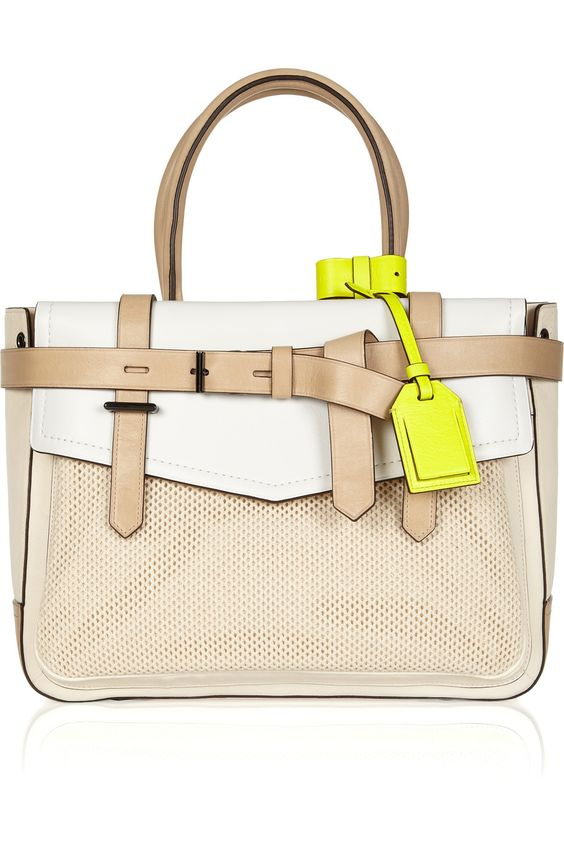 Reed Krakoff.  Neon+Neutral
