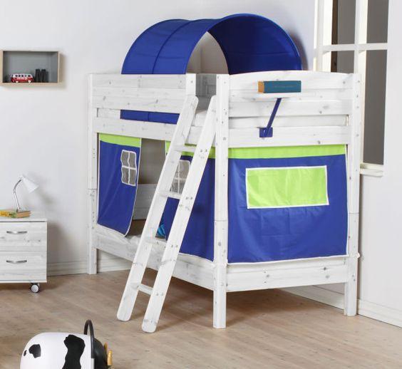 Kinderzimmer - Etagenbett FLEXA