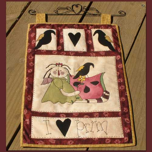 Free Country Quilt Patterns | prim summer angel crow quilting ... : country quilt patterns free - Adamdwight.com