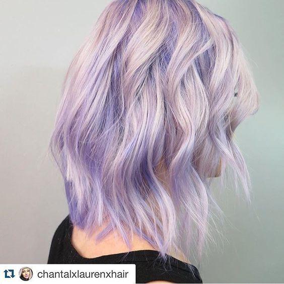 #LOVE this hair  #purple