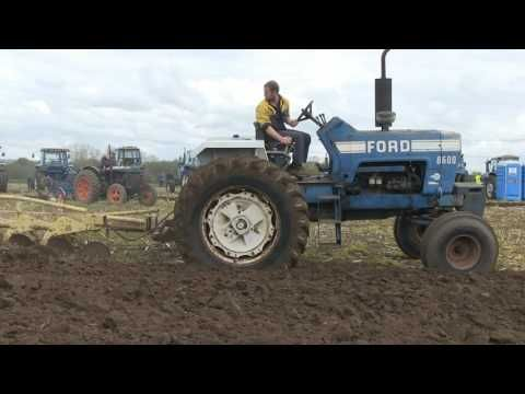 100 Years Of Fordson Ford And New Holland Tractors Part 2