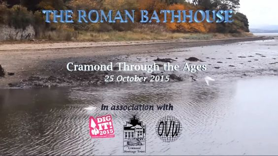 Cramond, Roman Bathouse on Vimeo