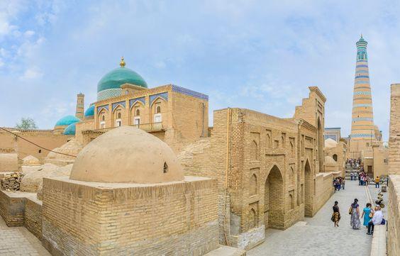 Khiva day trip #Khivadaytrip