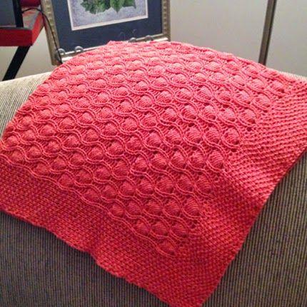 Bubble Baby Blanket (Free #Knitting Pattern) Knitting Pinterest Patterns, Baby blankets ...