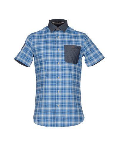 #Armani jeans camicia uomo Azzurro  ad Euro 79.00 in #Armani jeans #Uomo camicie camicie