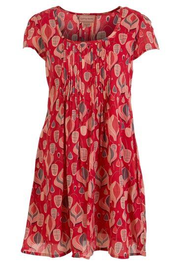 Nest Picks Retro Printed Dress - Womens Dresses at Birdsnest Women's Fashion