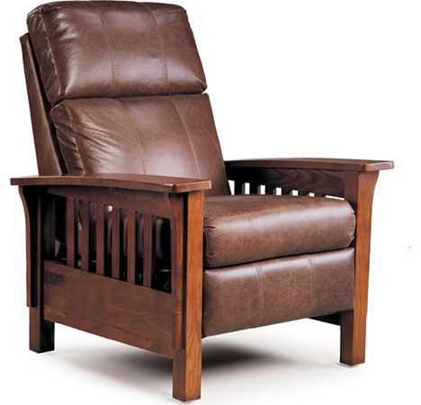Mission Classic Recliner By Lane Furniture Very