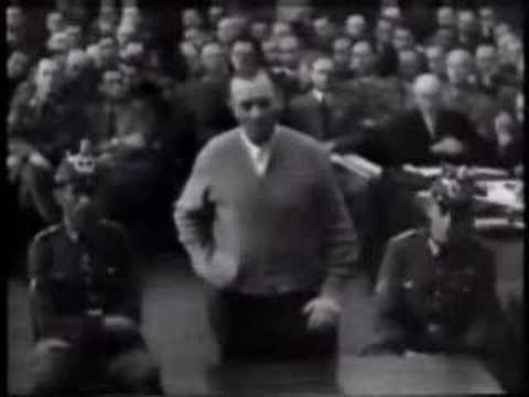 Verrater vor den Volksgericht Teil 5 Erich Hoepner