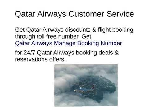 Qatar Airways Manage My Booking Qatar Airways Phone Number Qatar Airways Phone Numbers Phone