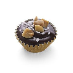 Chocolate Fudge Cups Recipe - Delish.com