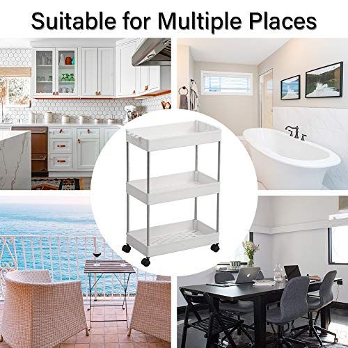 Widely Use This Convenient Mobile Shelving Can Fits Any Places