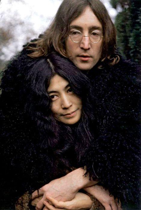 John and Yoko. Keith and Cece.