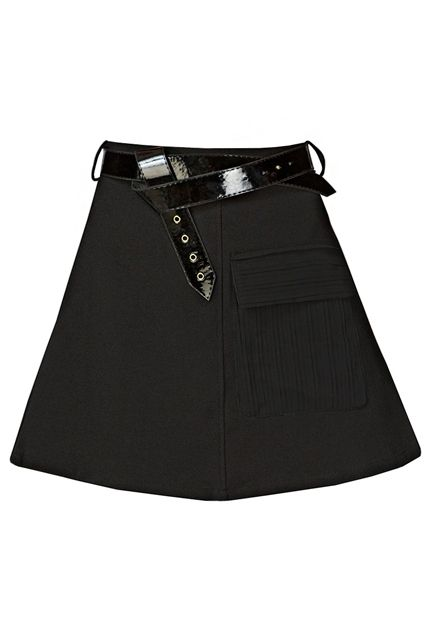 18 Miniskirts That You Can Wear To Work — Promise #refinery29  http://www.refinery29.com/miniskirt-for-work#slide7