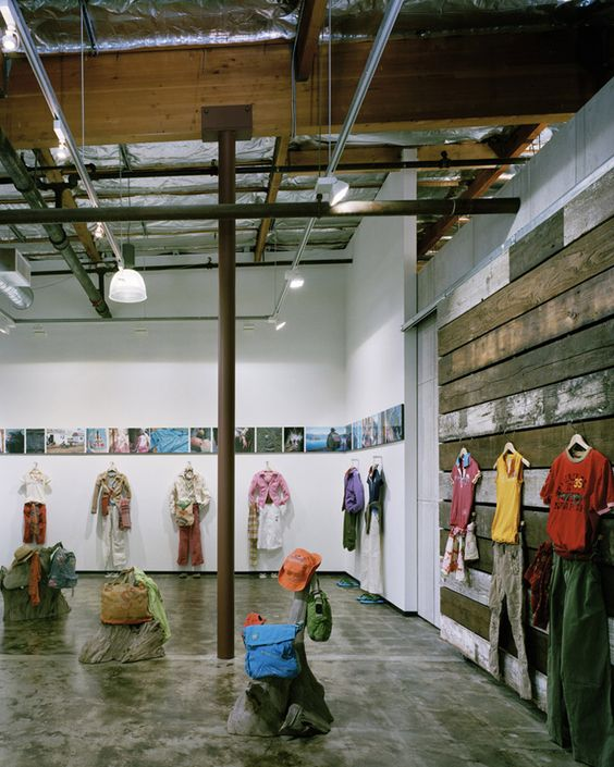 JanSport Corporate Headquarters by Rapt Studio, San Leandro
