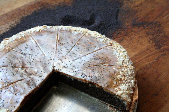 Schlesischer Mohnkuchen für Dr. Hans-Peter Friedrich *
