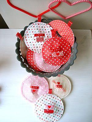 mitgebsel am geburtstag selbermachen diy pinterest adventskalender cupcake f rmchen. Black Bedroom Furniture Sets. Home Design Ideas