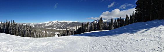 Cross Your Skis and Dot Your Tries. Copper Mountain, CO. Image via: Oy!