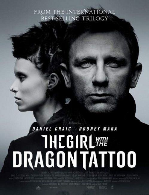 The Girl with the Dragon Tattoo was a great book and the movie adaptation was definitely on par.