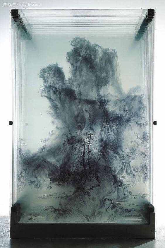 by Chinese artist Xia Xiao Wan