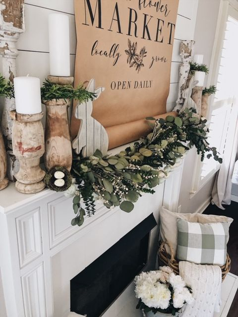 Step By Step Guide For Styling Easter Vignettes She Gave It A Go In 2020 Farmhouse Easter Decor Spring Easter Decor Spring Home Decor