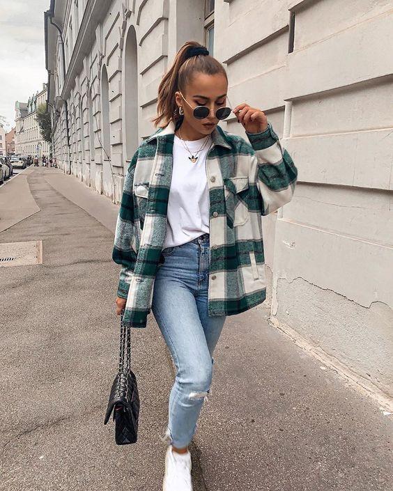 18 Outfits para días más volubles que tu mejor amiga