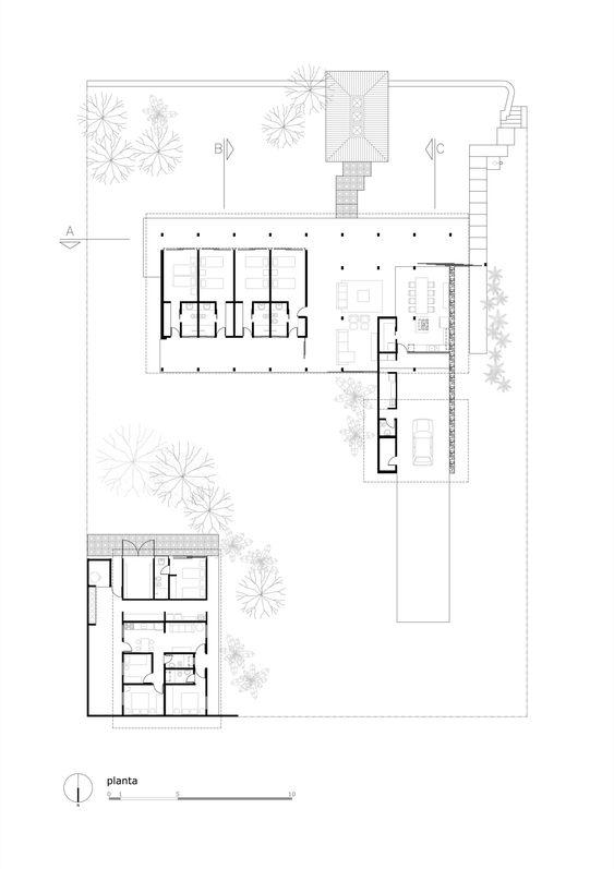 Galeria de Casa na Praia Preta / Nitsche Arquitetos Associados - 23