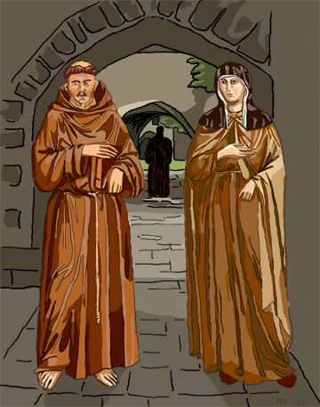 Image result for pictures medieval monks