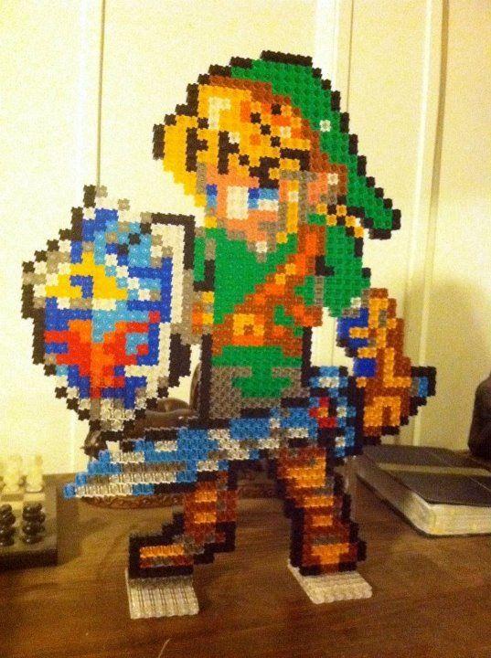pixel art link nerd pinterest art pixel art and zelda