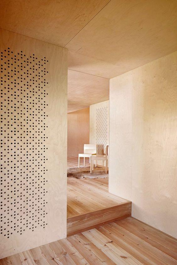 Camponovo Baumgartner Architekten: Casa C - Thisispaper Magazine:
