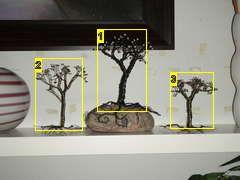 Diy Wire tree