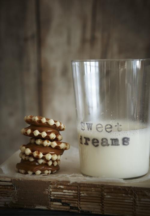 Milk and Cookies | Sweet Dreams | Dessert