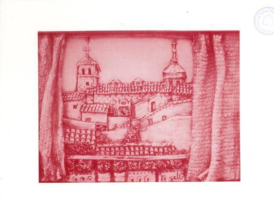 """Trabajos en papel """"maché"""" de Julia Griñán Merino Egelasta Galería Arte Contemporáneo Iniesta (Cuenca) Agosto 1993 #EgelastaGaleriaArteContemporaneo #IniestaCuenca #JuliaGrinanMerino"""