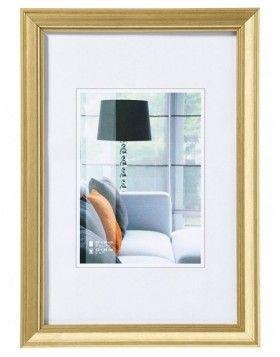 Lounge Bilderrahmen gold 13x18 cm