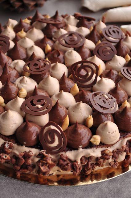 Les Chtis Gâteaux d'Hervé: Fantastik Chocomélia