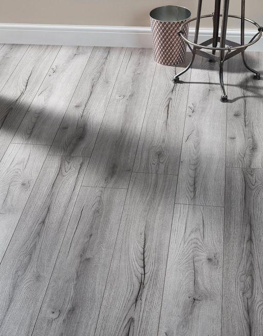 Farmhouse Grey Laminate Flooring