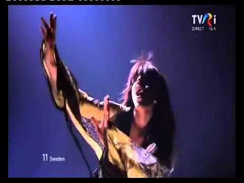 loreen live eurovision 2013