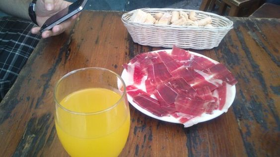 De tapitas en Sevilla