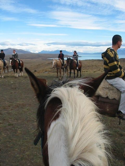 El Calafate is popular for its activities and closeness to glaciers.