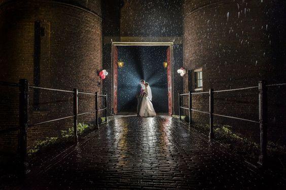 Foto del matrimonio di febbraio 13 di Corrine Ponsen sul MyWed